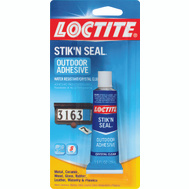 Loctite 1716815 Adhesive Outdoor Clear 1 Ounce