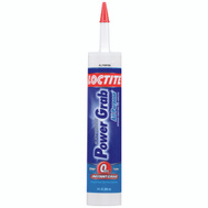 Loctite 2022554 Clear All Purpose Construction Adhesive 9 Ounce Cartridge