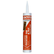 Loctite 2137997 Seal And Bond Clear Tub & Tile Sealant 10 Ounce