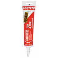 Loctite 2138419 Caulk Adh Tub Tile Clear 5.5 Ounce