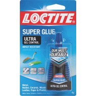 Loctite 1363589 Super Glue Ultra Gel Control 4 Gram