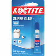 Loctite 235495 Super Glue Gel 2 Grams Quick Tite