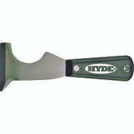Hyde 02970 Black & Silver 5-In-1 Professional Painter's Tool, 2-1/2 Inch