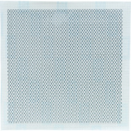 Hyde 09007 Patch Drywall Alum 8X8 Inch