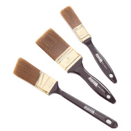 True Applicators 694622 Master Painter 3 Piece Select Polyester Paint Brush Set