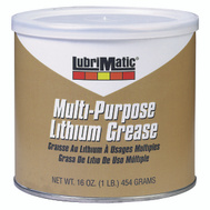 Plews Edelmann 11316 Lubrimatic 1 Pound Tub Multi-Purpose Grease