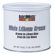 Plews Edelmann 11350 Lubrimatic White Lithium Grease Can 16 Ounce