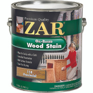 UGL 11433 Zar Provincial Interior Wood Stain Oil Based VOC Gallon