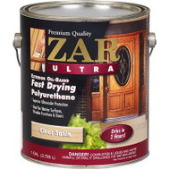 UGL 34113 Clear Satin Ultra Exterior Oil Based Polyurethane Gallon
