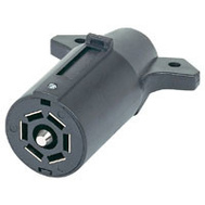 Hopkins 48505 7 Pole Rv Male Connector