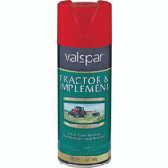Valspar 5339-01 Tractor & Implement International Harvester Red Farm Spray Paint