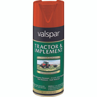 Valspar 5339-03 Tractor & Implement Allis Chalmers Orange Farm Spray Paint