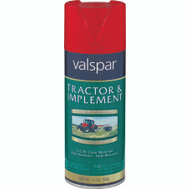 Valspar 5339 Tractor & Implement New Holland Red Farm Spray Paint