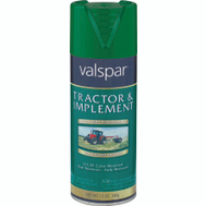 Valspar 5339-11 Tractor & Implement Oliver Green Farm Spray Paint
