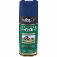 Valspar 5339-12 Tractor & Implement Ford Blue Farm Spray Paint