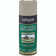 Valspar 5339-13 Tractor & Implement Ford Gray Farm Spray Paint