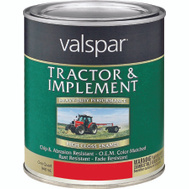 Valspar 4432-20 Tractor & Implement Paint Tractor Implement Ford Red Quart