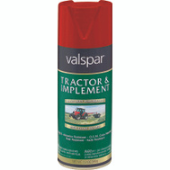 Valspar 5339-30 Tractor & Implement Troy Built Red Farm Spray Paint