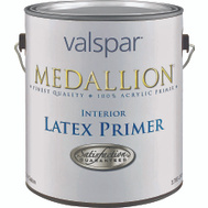 Valspar 190 Medallion Primer Interior Latex White Gallon