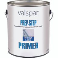 Valspar 990 Prep Step Primer Interior Latex White Gallon