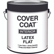 Valspar 257 Cover Coat Contractor Interior Flat Dover Gallon