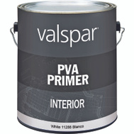 Valspar 11288 Professional Primer Interior Latex White Pro PVA Gallon