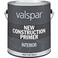 Valspar 11287 Professional Primer Interior Latex White Gallon