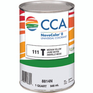 Valspar 8814N Novocolor II T - Medium Yellow Universal Colorant Quart