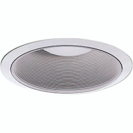 Cooper Lighting 310W Halo 6 Inch Recessed Light Fixture Trim Satin White