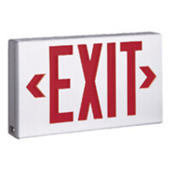 Cooper Lighting LPX6 Exit Sign Comm Red/Green Lamp