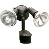Cooper Lighting MS276RD Bronze Outdoor Security Flood Light