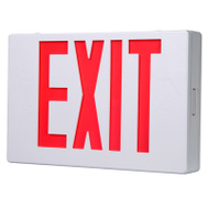 Cooper Lighting APX6R LED AC Only Exit Sign