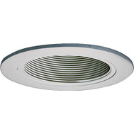 Cooper Lighting 993W Halo 4 Inch White Coilex Baffle Trim