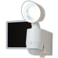Cooper Lighting MSS1301LW Motion Light Led 240 Solar Wt