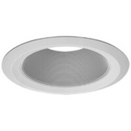 Cooper Lighting RE-6109WB Fixt Rcsd Ceil Wh Sf Ring