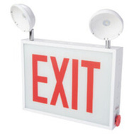Cooper Lighting CHXC71 Sign Exit Led 3.6W 2Head