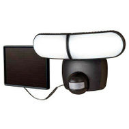 Cooper Lighting SLMT1000B Halo Dual Solar Motion Light