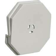 Builders Edge 130110006017 Gray Surface Block