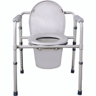 Medline MDS89664FR Toilet Bedside