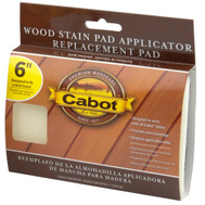 Cabot Valspar 63 6 Inch Wood Stain Pad Applicator Replacement Pad