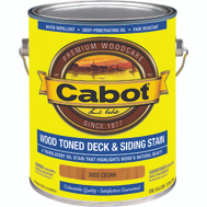 Cabot Valspar 3002 Gallon Oil Cedar