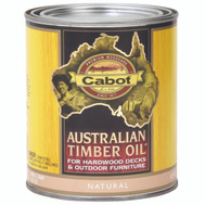 Cabot Valspar 3400 Oil Australian Timber Natl Quart