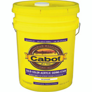 Cabot 0812 5 Gallon Pro Virginia Tint Acrylic Ultra White