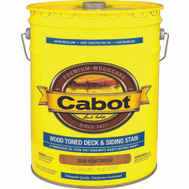 Cabot Valspar 3004 5 Gallon Oil Hartwood