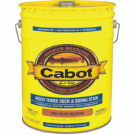 Cabot Valspar 3005 5 Gallon Oil Pac Red