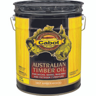 Cabot 3457 Australian Timber Oil, Amberwood 5G