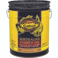Cabot Valspar 3458 Oil Australian Timber Honey Teak 5 Gallon