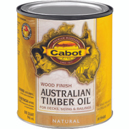Cabot 19400 Oil Australian Timber VOC Natural Quart