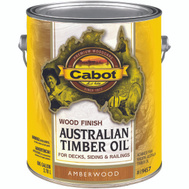 Cabot Valspar 19457 Oil Australian Timber VOC Amber Wood Gallon