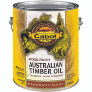 Cabot Valspar 19459 Oil Australian Timber VOC Mahogany Gallon